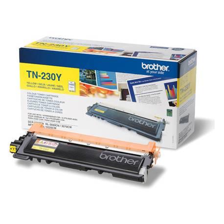 Toner Brother TN-230Y Amarillo