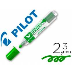 Rotulador Pilot Vboard Master verde