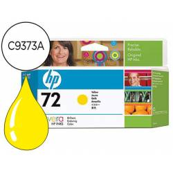 Cartucho HP 72 amarillo C9373A