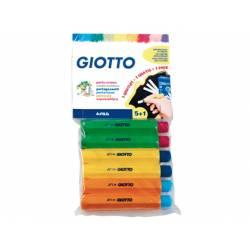 Portatizas de plastico Giotto