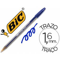 Boligrafo Bic Cristal X-Large Azul 0,64 mm