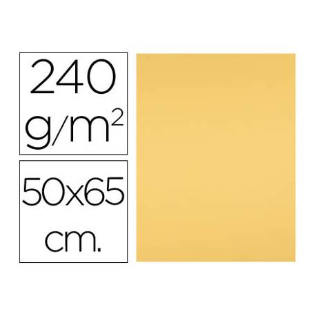 Cartulina Liderpapel oro 240 g/m2