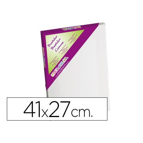 Bastidor Lienzo Lidercolor 41x27 cm