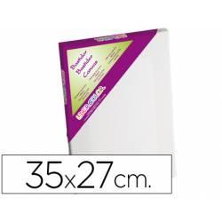 Bastidor Lienzo Lidercolor 35x27 cm