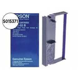 Cinta Epson ERC‑32B negro