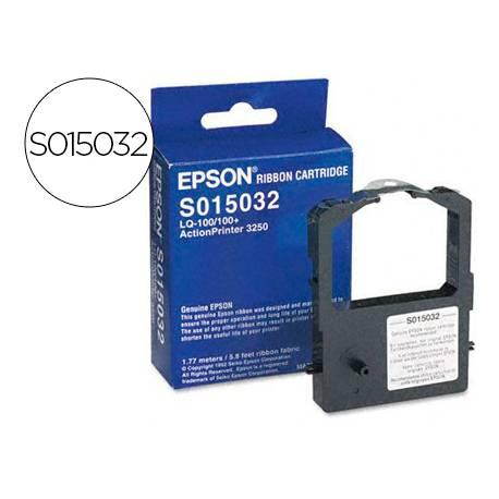 Cinta Epson LQ-100 negro