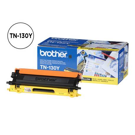 Toner Brother TN-130Y Amarillo