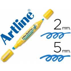Rotulador Artline Multipen EMP-25 azul