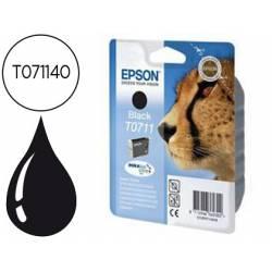 Cartucho Epson T071140 Negro