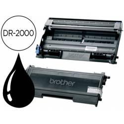 Tambor Brother negro DR-2000, impresora MFC-7225N