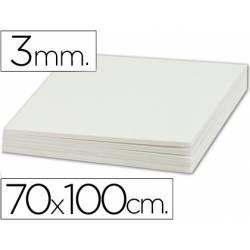Carton pluma Liderpapel 70 x 100 cm espesor 3 mm