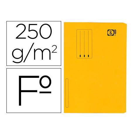 Subcarpeta Pocket Gio folio amarillo