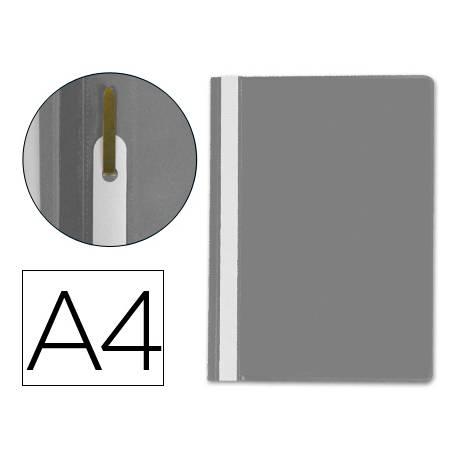 Carpeta dossier fastener Q-Connect Din A4 gris