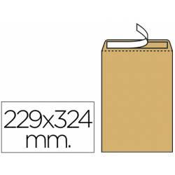 Sobre bolsa kraft Liderpapel DIN C4