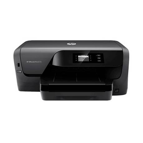 IMPRESORA HP OFFICEJET PRO 8210 TINTA COLOR 22 PPM / 18 PPM A4 USB 2.0 WIFI BANDEJA 250 H