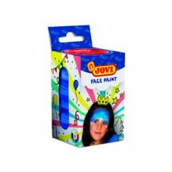 Crema maquillaje para la cara Jovi Colores surtidos Pack 6 botes