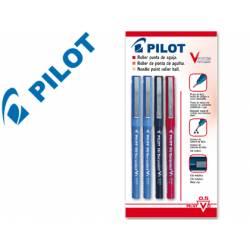 Rotulador Pilot V-5 colores surtidos