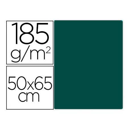 Cartulina Gvarro Verde Safari 50x65 cm 185 gr
