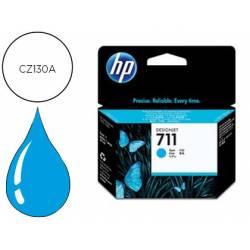 Cartucho Ink-Jet HP 711 cian 29 ml