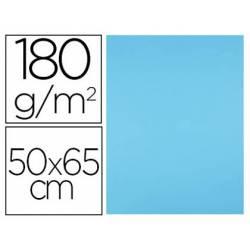 Cartulina Liderpapel Azul Turquesa Paquete de 25