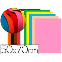 Goma Eva Liderpapel 50x70 cm 60 gr Espesor 1,5 mm Colores Surtidos