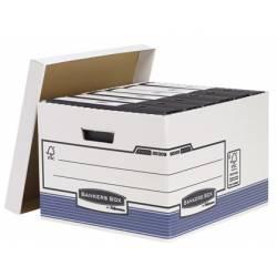 Cajon Fellowes reciclado capacidad 4 cajas archivo folio
