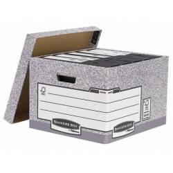 Cajon Fellowes carton reciclado capacidad 4 cajas archivo folio