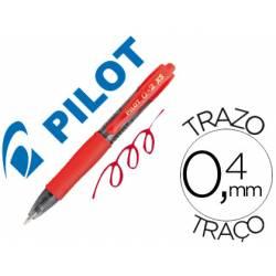 Boligrafo Pilot G-2 XS Color Rojo 0,4 mm Pixie