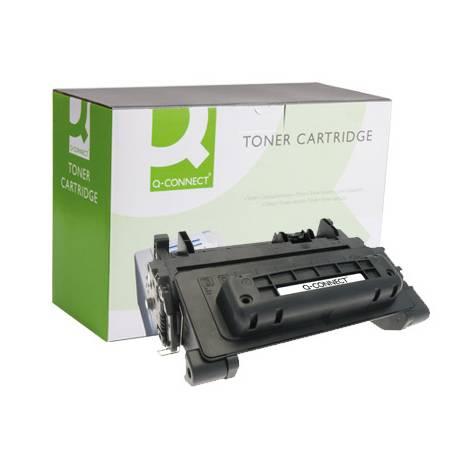 Toner Q-Connect compatible HP CE390A Laserjet Negro