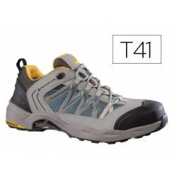 Zapatos de seguridad deportivos DeltaPlus talla 41