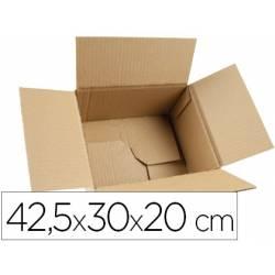 Caja para embalar Q-Connect 42,5x30x20Cm