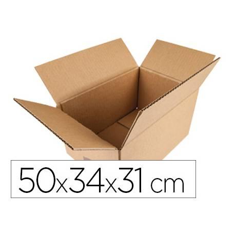 Caja para embalar Q-Connect 50x34x31Cm