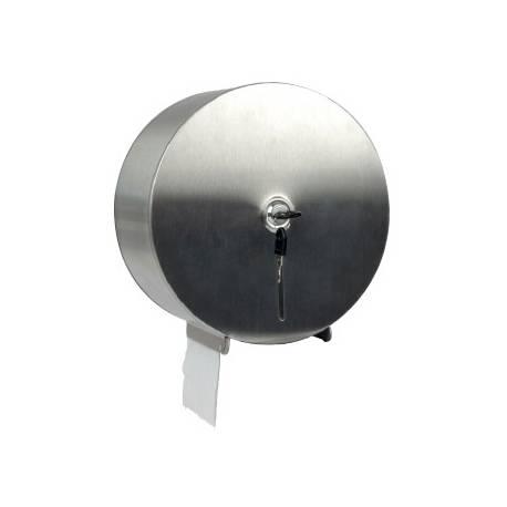 Dispensador papel higienico Q-Connect jumbo acero inoxidable
