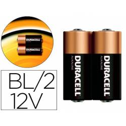 Pila Duracell alcalina security 12v blister