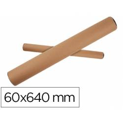 Tubo portadocumentos Q-Connect 60x640 mm