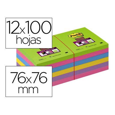 Pack 12 blocs de post-it ® surtidos