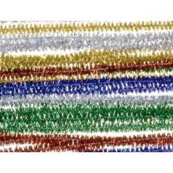 Varillas de chenille 30 cm Colores brillantes surtidos marca itKrea