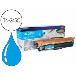 Toner Brother TN-245C color cian - combina con negro tn-241