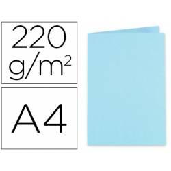 Subcarpeta Exacompta Foldyne din A4 250 gr azul claro