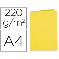 Subcarpeta Exacompta Foldyne din A4 250 gr amarillo
