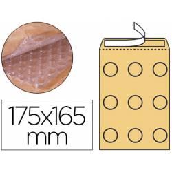 Sobre burbuja Q-Connect para CD Caja 100
