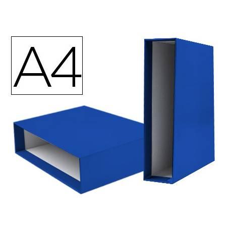 Caja archivador Liderpapel de palanca Din A4 documenta Azul