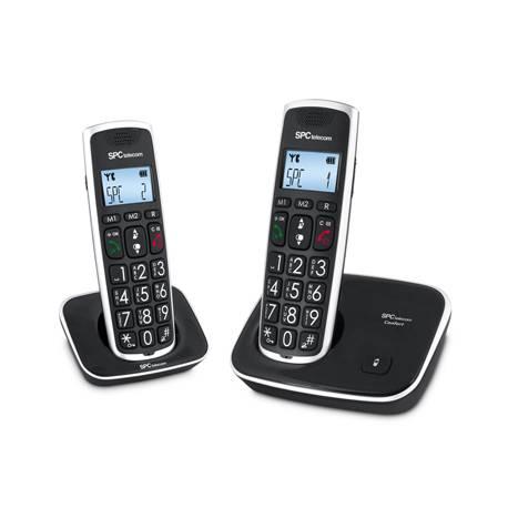 Telefono inalambrico spc Telecom 7243n