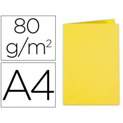 Subcarpeta Exacompta din A4 80 g/m2 amarillo