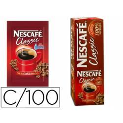 Cafe Nescafe Descafeinado Caja 10 sobres