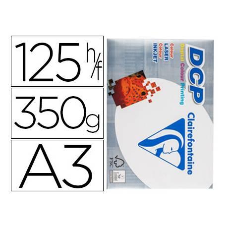 Papel multifuncion laser color DCP Din A3 350 g/m2