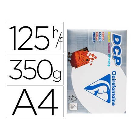 Papel multifuncion laser color DCP Din A4 350 g/m2