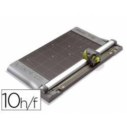 Cizalla Rexel smartcut a425 corte recto ondulado pliege y precortado capacidad 10 hojas