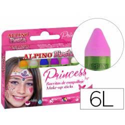 Barra maquillaje Alpino princess