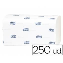 Toalla papel Tork engarzada 2 capas 250 unidades